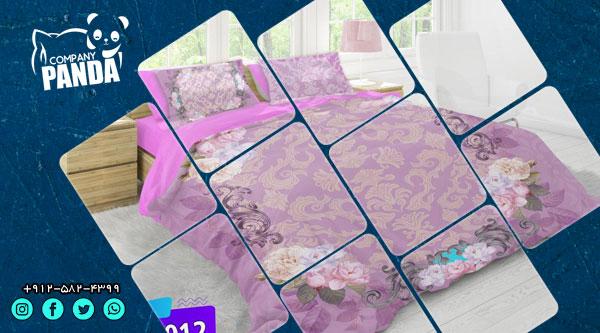 فروش عمده سرویس خواب سه بعدی یک نفره