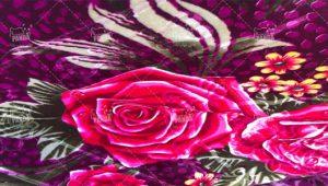 پتو شادیلون گل برجسته آتیس