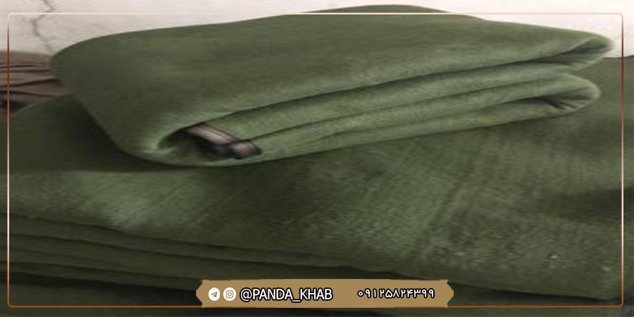 قیمت پتو سربازی نمدی کارخانه اصفهان