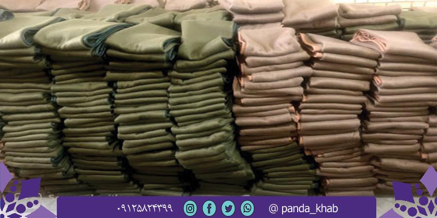 فروش ویژه پتو نمدی از شرکت پاندا