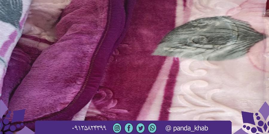 پتو ارزان گل برجسته یک نفره پریما اصفهان