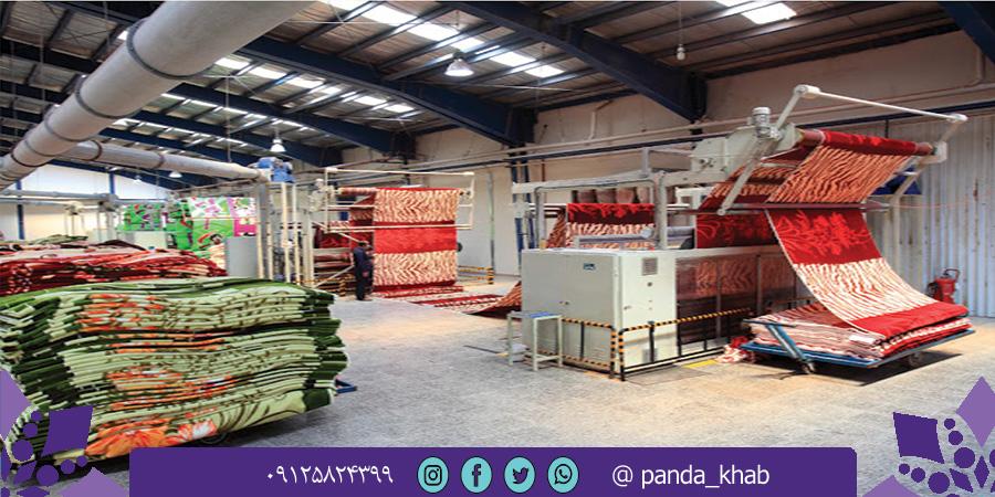 کارخانه پتو سارینا قیمت مناسب در مشهد